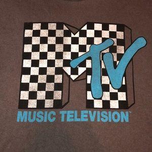 Make an offer 😃 Classic MTV Logo Tee Shirt